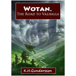 Wotan The Road To Valhalla Cover