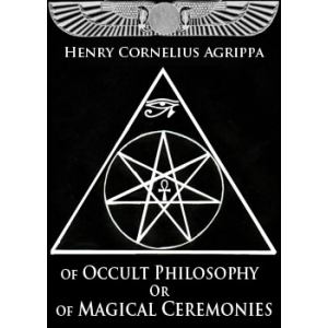Of Occult Philosophy Or Of Magical Ceremonies Cover