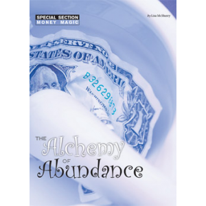 The Alchemy Of Abundance Practical Money Magic Cover