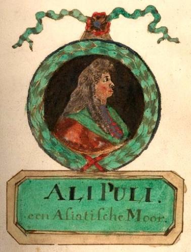 Ali Puli Cover