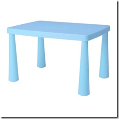 ikea mammut children table