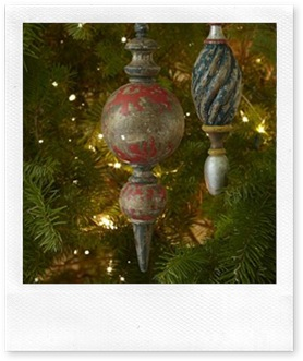1_wood ball finial christmas ornament