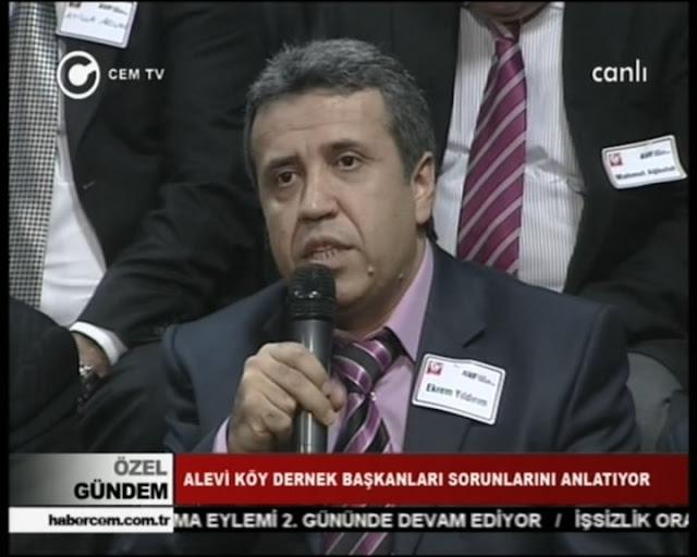 Köy Dernek Başkanımız Ekrem Yıldırım; Cem Tv Özel Gündem Programına Katıldı! ( 16 Aralık 2010 - Cumartesi Günü )! Haberin Devamı için Tıklayınız..!