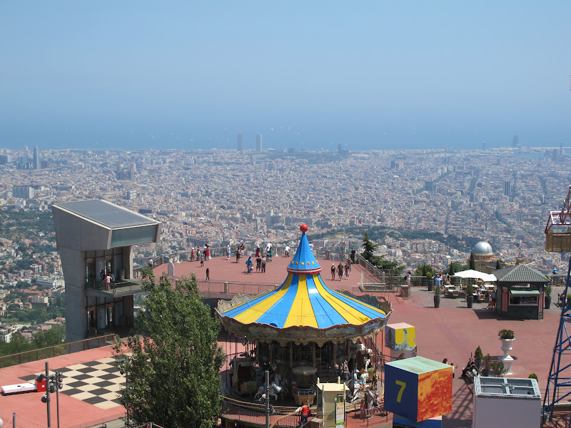 taubane i barcelona