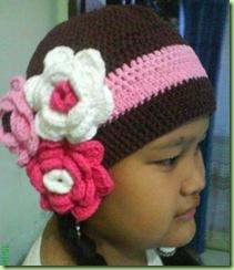 Topi Rajut (DR TR_1001 - IDR 60000)