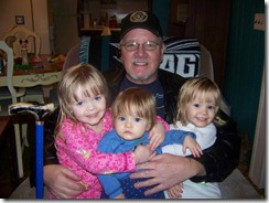 Dad & Grandgirls