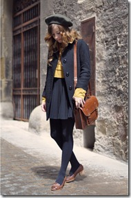 brown-loafers-topshop-shoes-black-leopard-collar-topshop-coat-green-beret-so_400