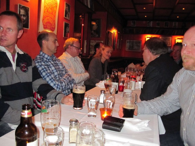 Stockholm Informix User Group Meeting