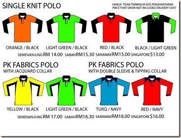 pk fabric polo 2