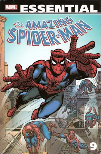 Essential Spider-Man, v. 9 cover