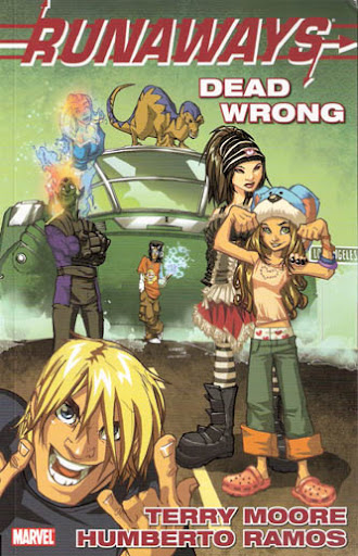 Runaways: Dead Wrong cover
