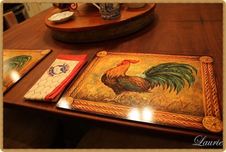 place mats