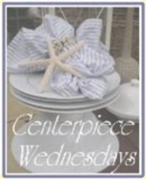 centerpiece wed
