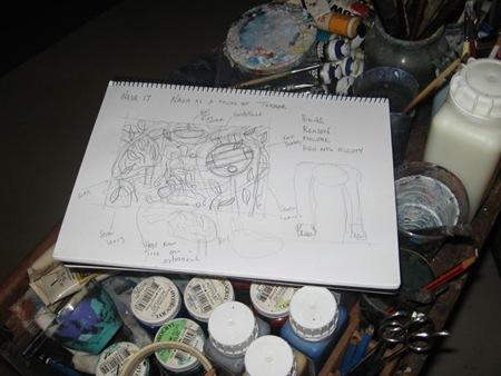 NASA 17 Sketch