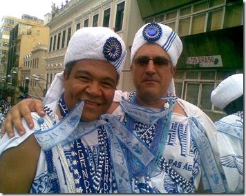 Valmir ao lado do ministro da sa ¦de Jose Padilha - FOTO Assessoria 1