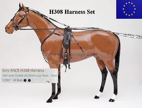 Zilco Racing Trotting Horse Harness  H308
