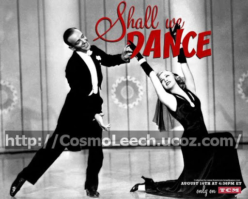 ΑΣ ΧΟΡΕΨΟΥΜΕ Shall We Dance 1937 Fred Astaire Ginger Rogers CLGrTv