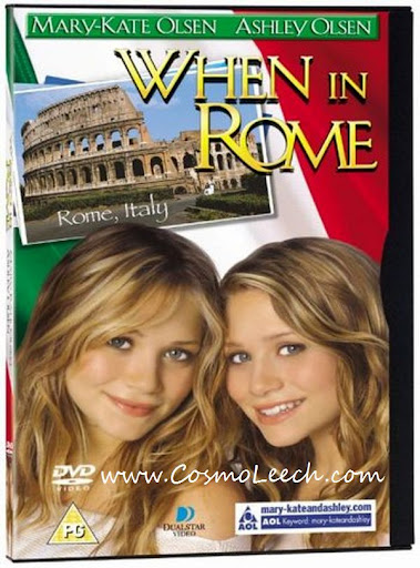 Olsen Twins When In Rome