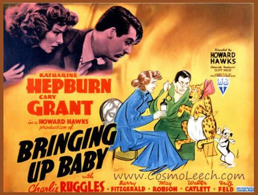 BRINGING UP BABY 1938
