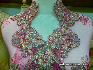 Kebaya Pink Ayu