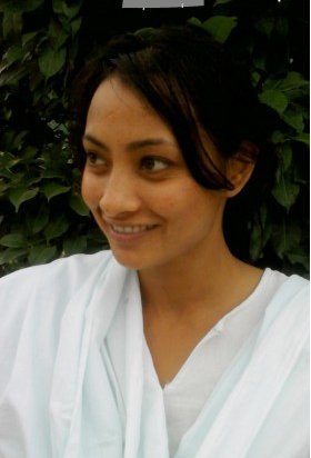jharana bajracharya without makeup