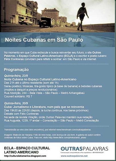 ECLA-NOITES CUBANAS