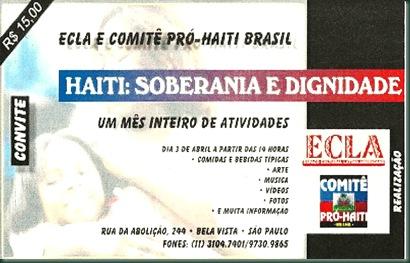 Convitte - ECLA HAITI