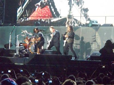 Metallica @ Sonisphere Festival, Letiste Milovice, 2010.06.19.