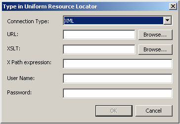 XML blank