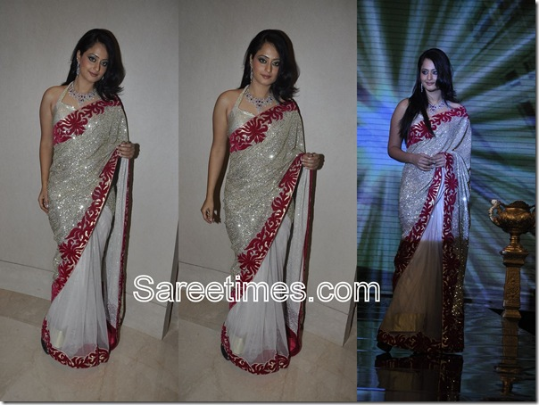 Cream_Designer_Saree.