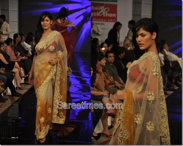 Yello_Designer_Saree