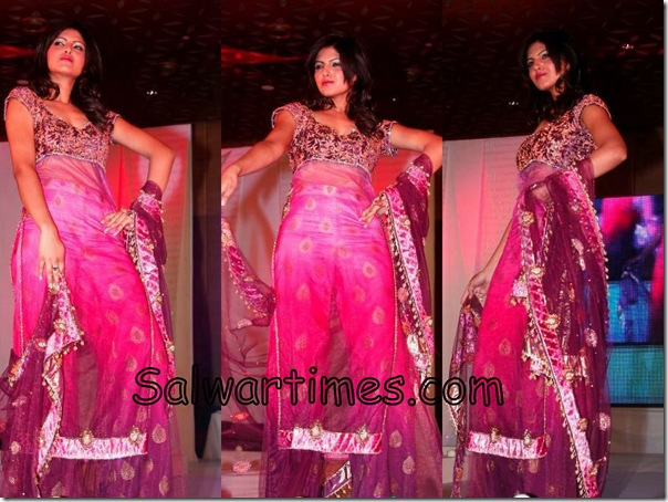 Pink_Maroon_Designer_Salwar_Kameez