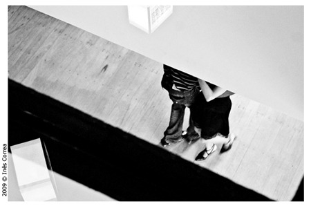 dança na galeria olido