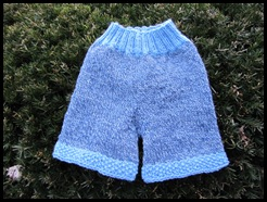 Blue Marle Shorties 006