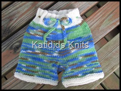 good earth II shorties