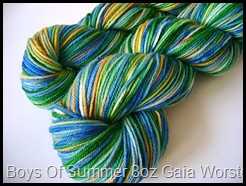 Boys of summer kettle dyed