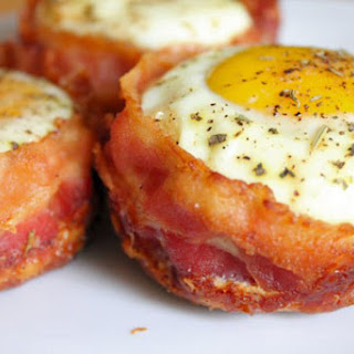 Bacon and Egg Muffin Cups