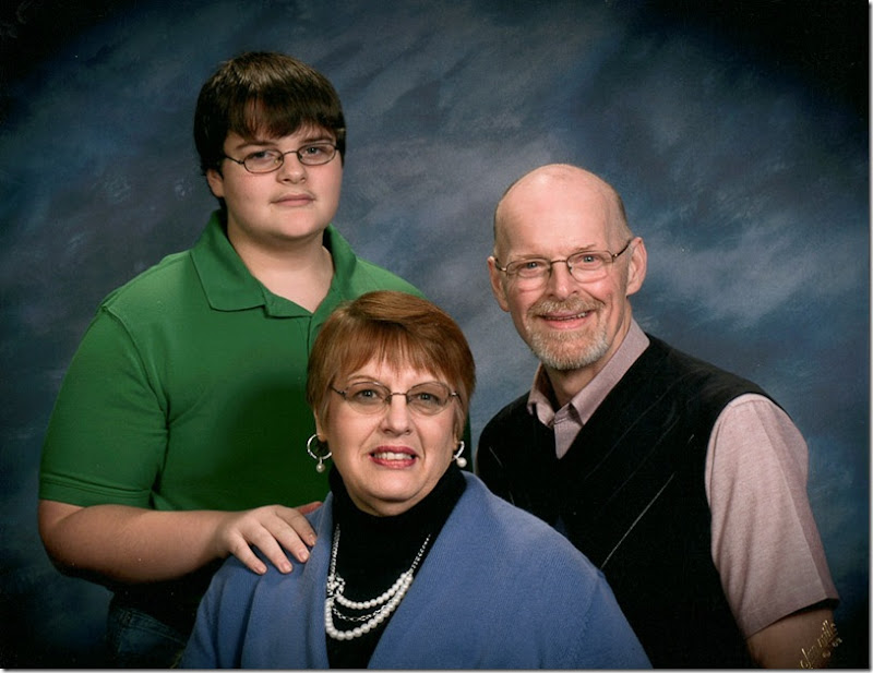 Family Portraits 2010-3