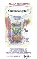 click to go to a review of this book about a Glesga clippie