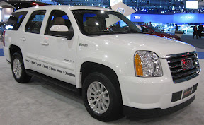 GMC Yukon Hybrid
