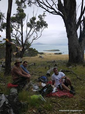 Borthday picnic