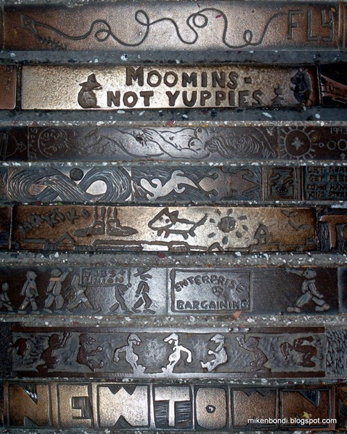 Moomins - Not Yuppies