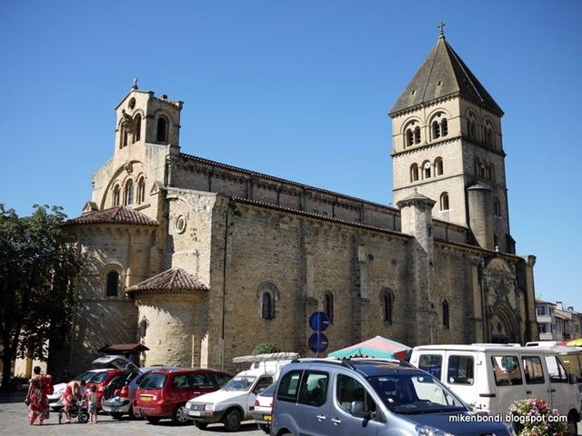 Collegiale, Saint-Gaudens