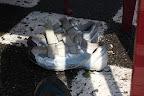 Suszenie butów, które nie-wiadomo-kiedy zamokły