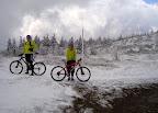 OK, to już wiemy co mogło pójść źle: na szczycie (ponad 1200m) jest po prostu ZAJEBIŚCIE zimno!