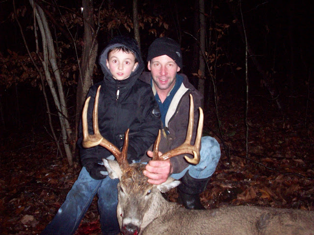 Guided Deer and Turkey Hunts in Southeastern Ohio