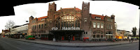 Haarlem Train Station Photo