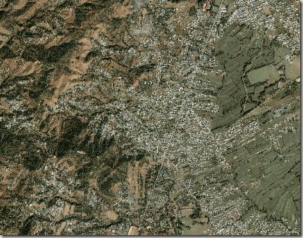 Abbottabad City western area