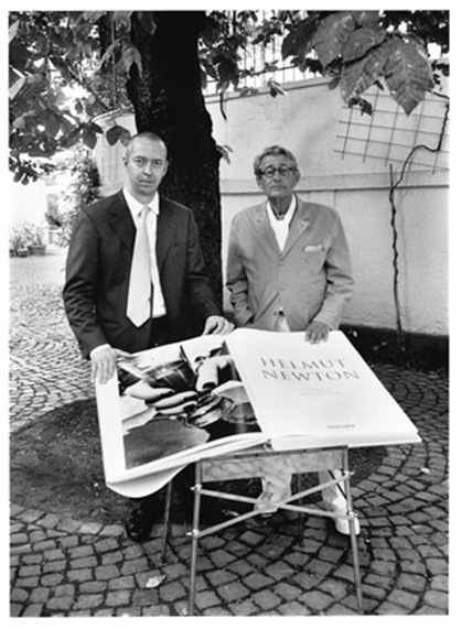 helmut-newton-and-benedikt-taschen