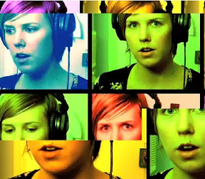 image of Nataly singing Telephone